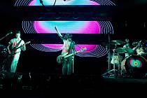 Hudební formace Tata Bojs (na snímku) bude předkapelou skupině Iggy and the Stooges.