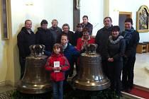Se zvony se nyní mohou zájemci vyfotografovat.
