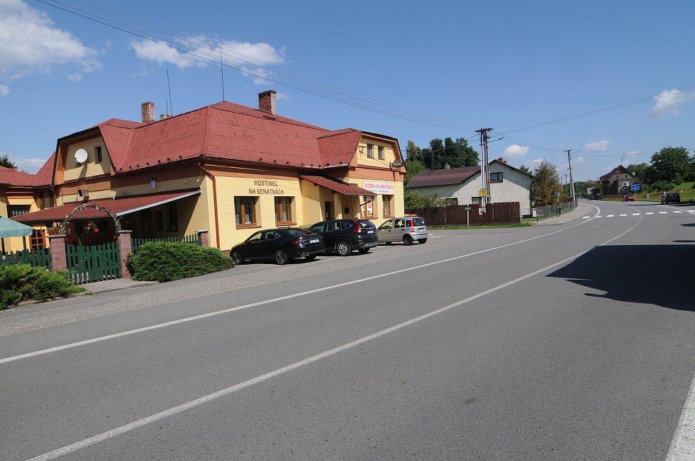 Obec Krmelín.