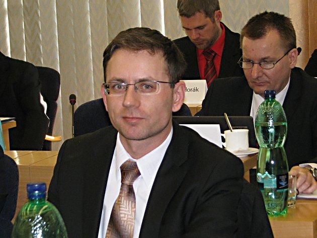 Frýdecko-místecký zastupitel a někdejší náměstek primátora Michal Novák