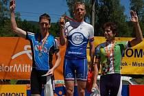 Cyklisté z Racingu Olešná byli opět pořadateli Časovky ArcelorMittal, která se tentokráte jela na Morávce.