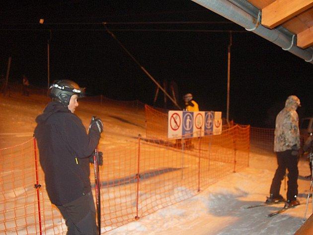 Děti z Frýdku-Místku mohou během prázdnin využít i blízkého lyžařského areálu ve Pstruží.