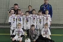 Mladí fotbalisté Frýdku-Místku (ročník 2004).