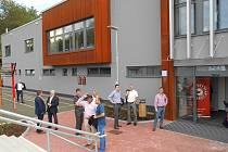 V sousedství třinecké Werk Areny byla otevřena nová tréninková hala.