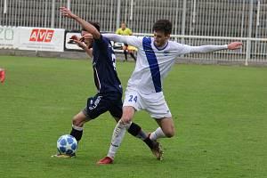 Daniel Bialek (vpravo) zůstává ve druhé lize.