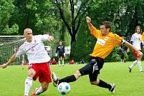 Zápas FK Třince proti MFK Ružomberoku