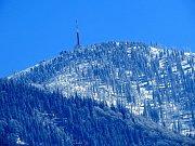 Lysá hora, které se přezdívá Královna Moravskoslezských Beskyd.