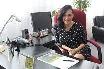 Primátorka Třince Věra Palkovská.