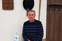Starosta Kozlovic Miroslav Tofel.