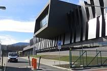 Integrované výjezdové centrum v Třinci.