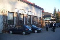Restaurace U Hučky ve Frýdku-Místku.