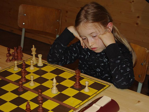 Nejmladší účastnice turnaje Malgorzata Dańska.