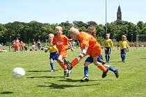 Mladí kozlovičtí fotbalisté startovali na mezinárodním turnaji v Belgii. Ze šesti zápasů prohráli pouze jediný.