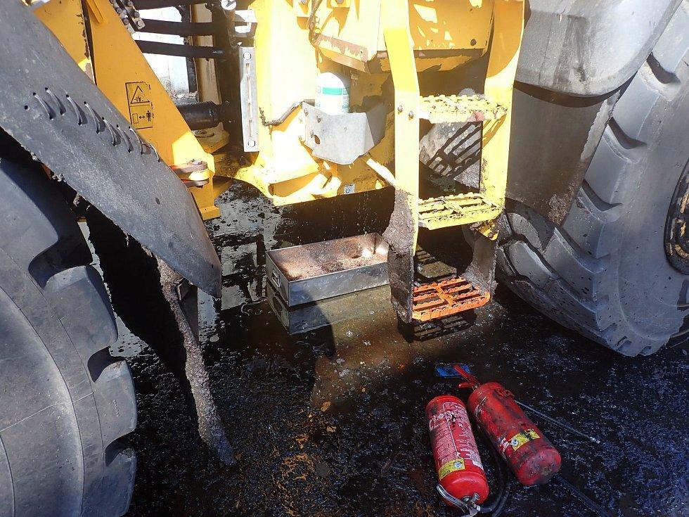 Dvě jednotky hasičů se ve středu 31. března 2021 odpoledne zapojily do likvidace následků dopravní nehody osobního automobilu ve Frýdku-Místku.