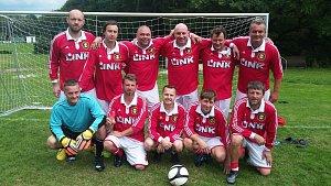 Účastníci Bajza Cupu nad 40 let