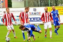 Hanáci vrátili Třinci pohárovou porážku, když si ze Slezska odvezli tři body za vítězství 3:1.