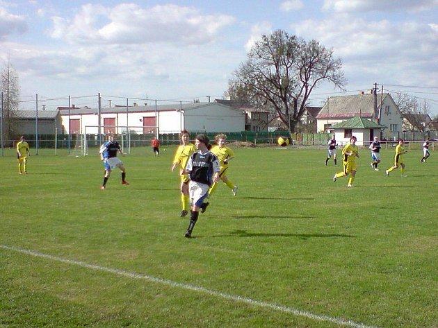 TJ Comfort Dobratice - TJ Slovan Ostrava.