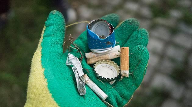 Odpady. Ilustrační foto.