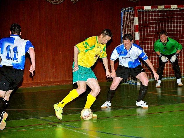 Futsalisté Likopu Třinec i ve druhém finálovém utkání porazili Hradec Králové a vedou sérii 2:0.