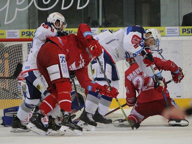 Třinec prohrál další utkání, tentokrát v Brně.
