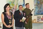 Předání čestného občanství Arnoštu Steinerovi in memoriam se neslo ve slavnostním duchu.