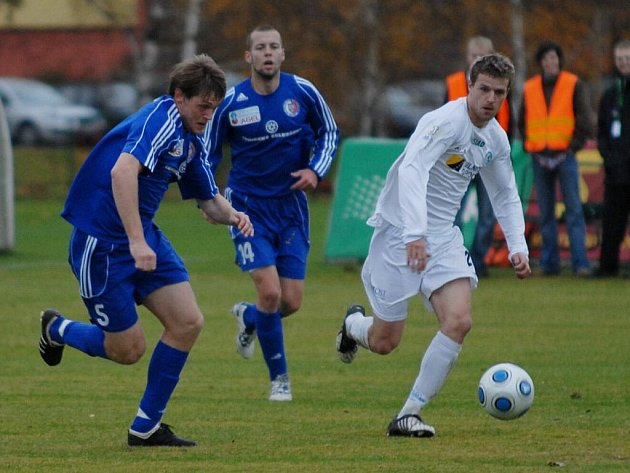 MUS Most - Fotbal Třinec.