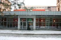 Základní škola Komenského má nový spojovací krček, který byl vybudován mezi dvěma školními budovami.