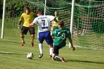 Fotbalisté Starého Města na svém hřišti překvapivě zdolali lídra I. A třídy z Frýdku-Místku 1:0.