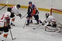 Druholigoví hokejisté Frýdku-Místku poprvé dokázali ve své nové hale Polárka naplno bodovat, když hodonínské Drtiče porazili 7:4.