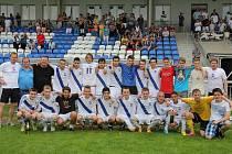 Mladí fotbalisté MFK Frýdek-Místek si v příští sezoně zahrají celostátní dorosteneckou ligu.