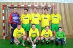 Bajza Cup. Futsalisté týmu Lesk skončili na čtvrtém místě.