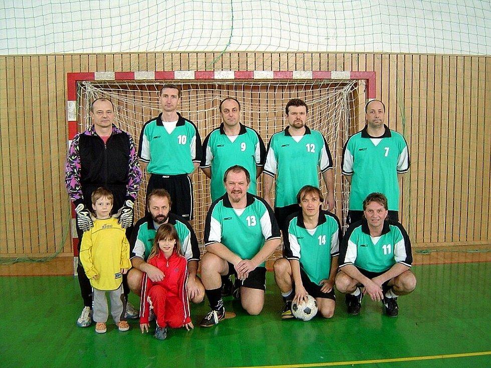 Bajza Cup. Futsalisté týmu Sokol byli poslední.