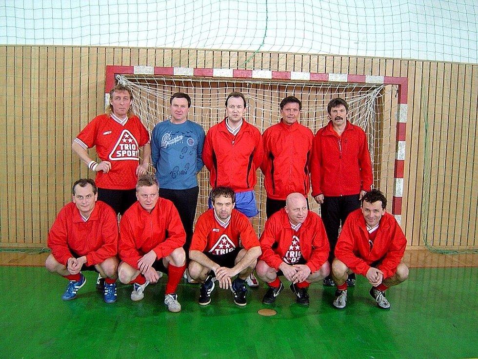 Bajza Cup. Futsalisté týmu Triosport byli třetí.