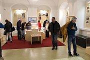 Zámek v Paskově otevřel muzeum a nové výstavy.