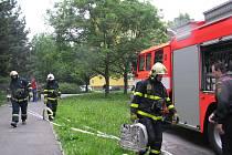 Zásah frýdecko-místeckých hasičů