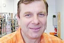 Hubnout s Deníkem se rozhodl i devětačtyřicetiletý Jaroslav Turek.