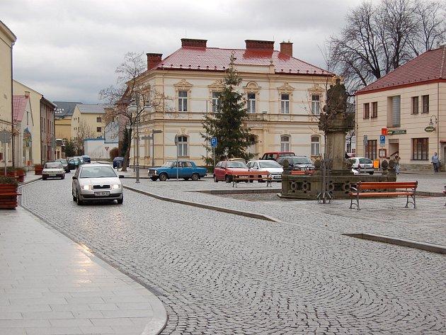 Frýdlant nad Ostravicí. Ilustrační foto.
