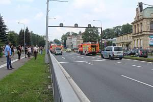 Silnice I/48 ve Frýdku-Místku, která tvoří průtah městem, je častým dějištěm dopravních nehod.