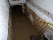 Vodní živel řádil v Bruzovicích
