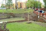 Nové arboretum ve Frýdku-Místku.