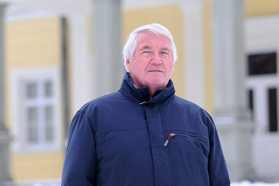 Starosta Paskova Petr Baďura.