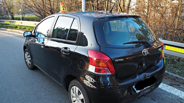 Nehoda se stala 26. listopadu 2020 kolem 14.25 hodin ve Frýdku-Místku na kruhovém objezdu mezi výjezdem z ulice Janáčkova a prvním sjezdem na ulici Beskydská směr na Ostravu.