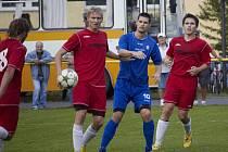 Frýdlant zabral, když v derby zvítězil na hřišti nováčka z Brušperku.