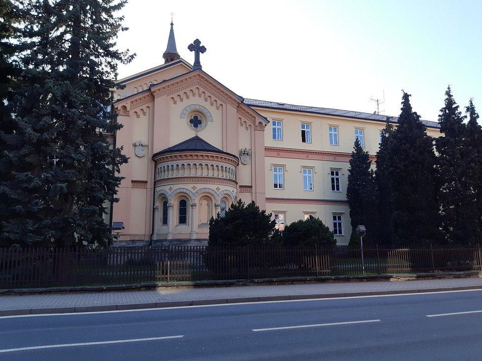 Středisko sociálních služeb ve Frýdlantu nad Ostravicí.