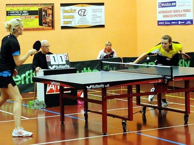 Stolní tenistky Frýdlantu nad Ostravicí vstoupily do letošní extraligové sezony úspěšně. Na domácích stolech dvakrát zvítězily.
