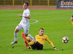 Také druhé střetnutí mezi fotbalisty Frýdku-Místku a Sokolova skončilo remízou.