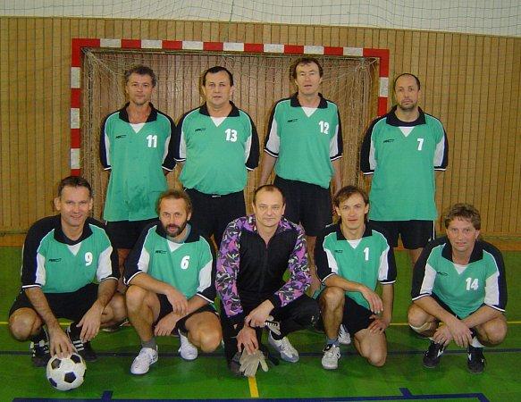 SUPERPOHÁR – 4.místo tým Sokolu.