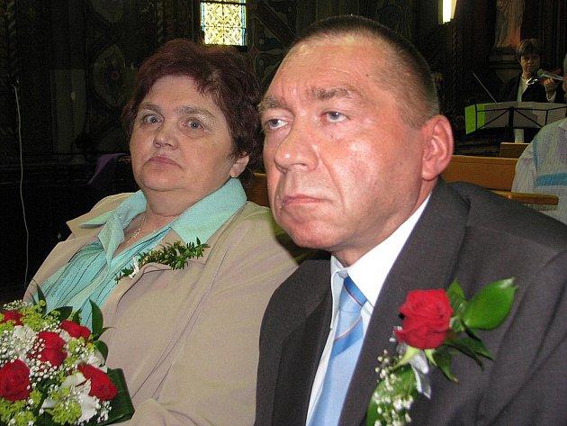 Seniorská svatba ve Frýdlantu nad Ostravicí
