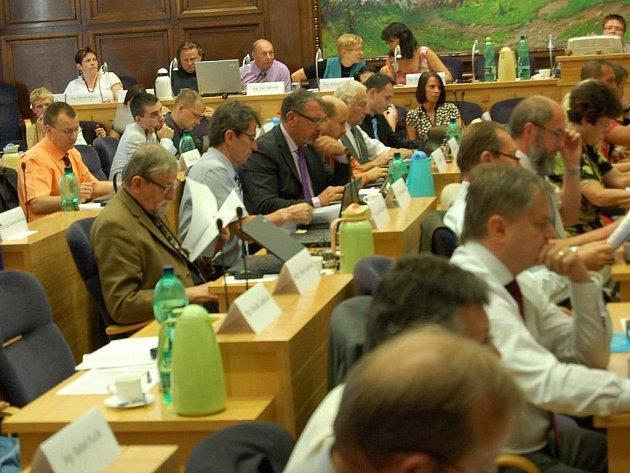 Zasedání zastupitelstva Frýdku-Místku