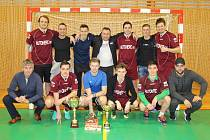 Vítězem 25. ročníku Frýdecko-místecké ligy v sálové kopané se stali potřetí v historii fotbalisté Auta Herc.